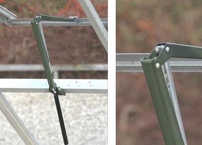 Šiltnamių automatika langams ir durims