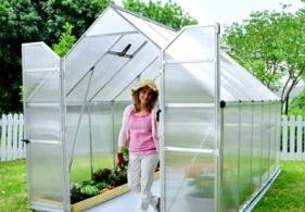 Šiltnamių Ekspozicija / Šiltnamiai geriausia kaina rinkoje, Šiltnamis Jūsų sodui | UAB Vedrana 50