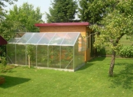 Šiltnamių Ekspozicija / Šiltnamiai geriausia kaina rinkoje, Šiltnamis Jūsų sodui | UAB Vedrana 36