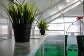 Šiltnamių Ekspozicija / Šiltnamiai geriausia kaina rinkoje, Šiltnamis Jūsų sodui | UAB Vedrana 6