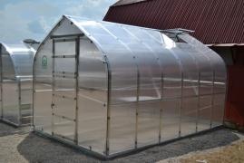 Išmanusis šiltnamis Standart Klasika 30m²  6mm